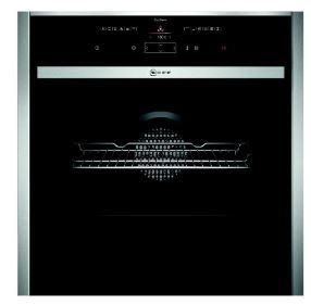 Neff B47CR32N1B Single Oven top banner