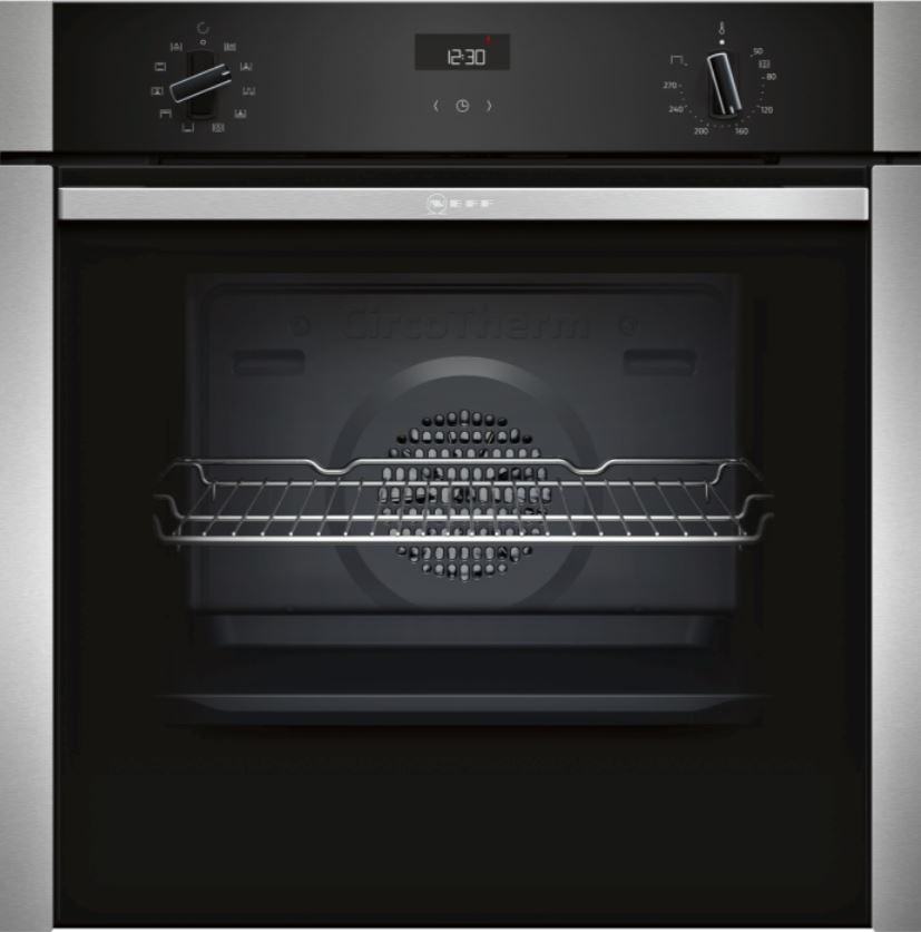 Neff B5acm7hn0b Single Oven Appliance World