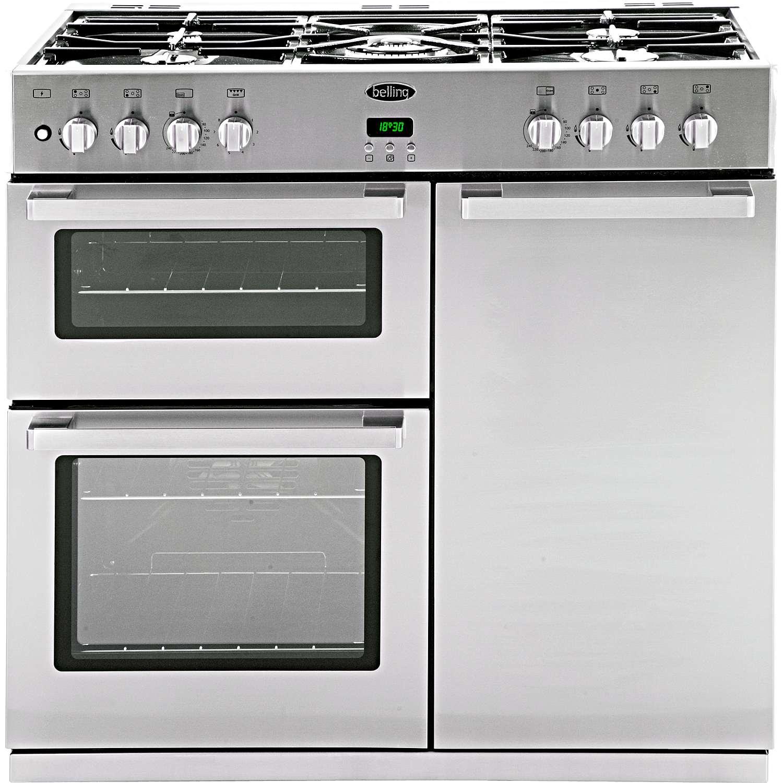 Fonkelnieuw Belling Classic 90DFT Dual Fuel Range Cooker   Appliance World MV-77