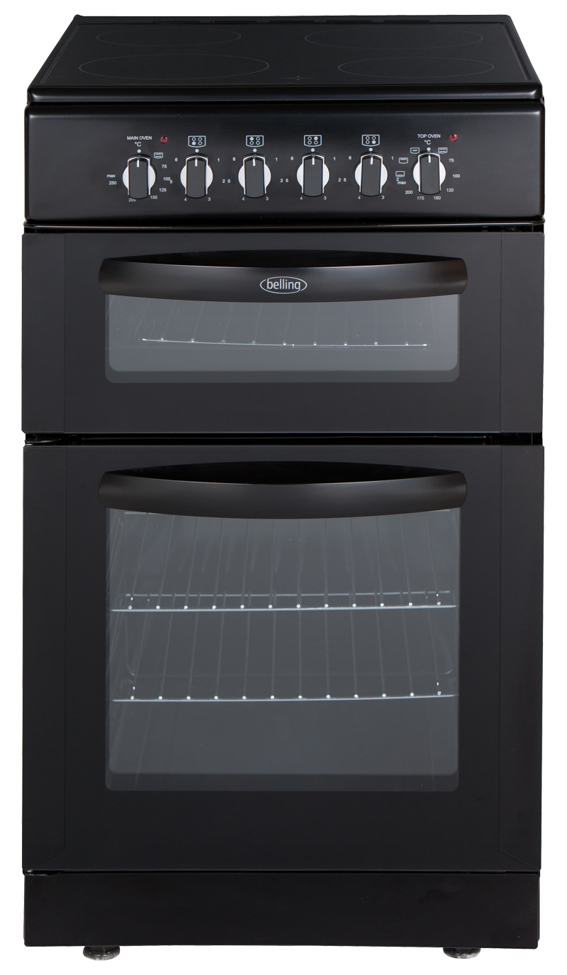 Uncategorized Belling Kitchen Appliances belling fsec50dopss electric cooker by appliance world fsec50dob cooker