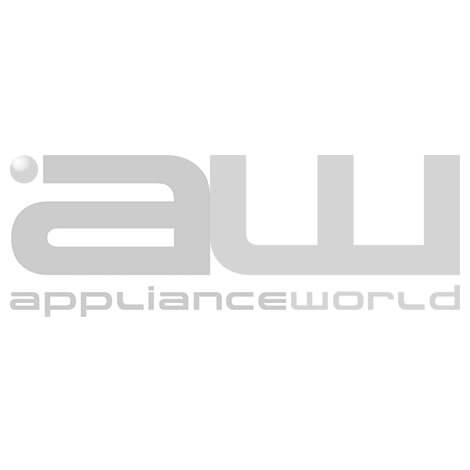 Fridgemaster MUL49102MB Black 50Cm Larder Fridge Metal Back A+