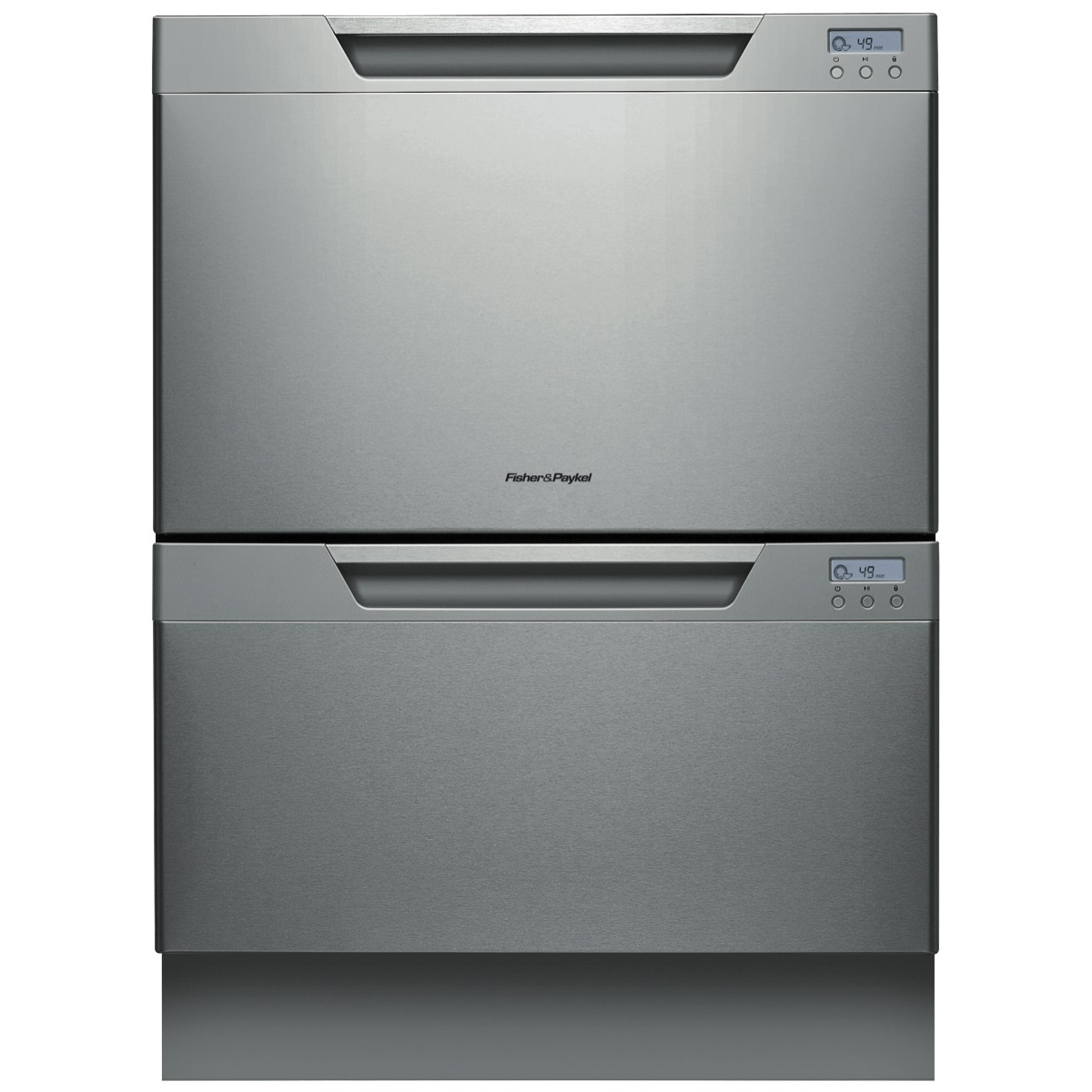 with actual fisher star common paykel in energy pin drawers decibel drawer dishwasher