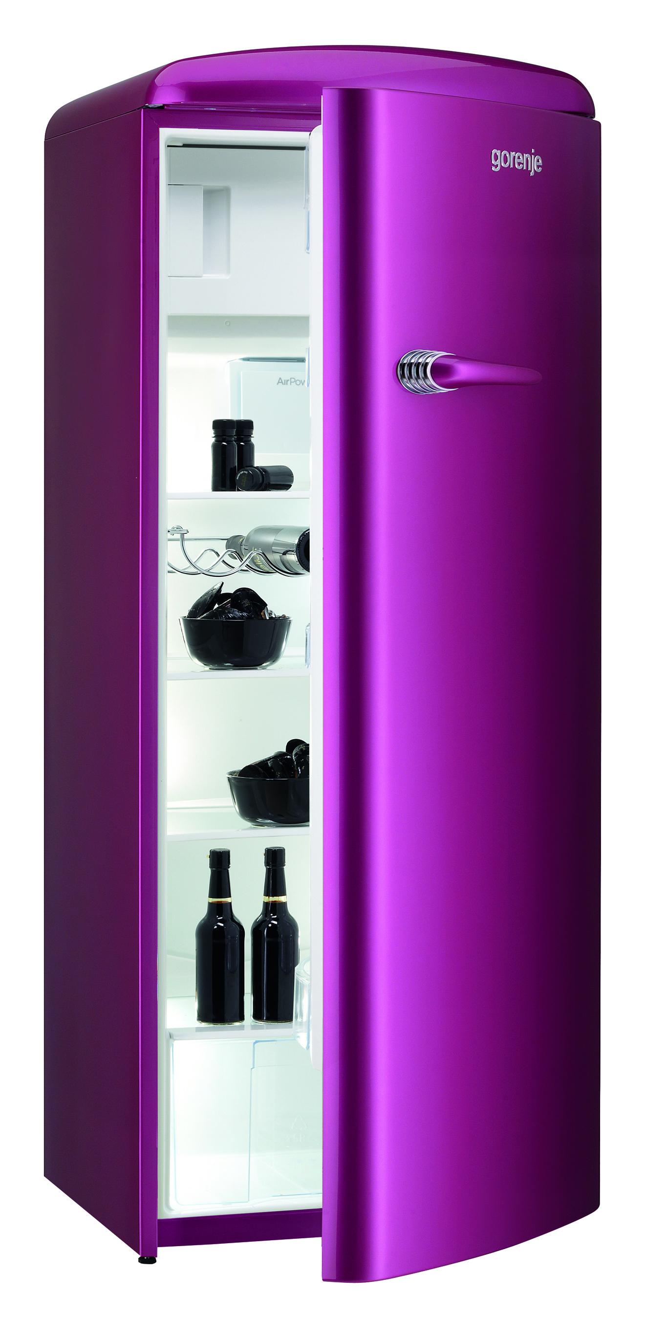 Gorenje rb60299ord l retro fridge appliance world for Retro kühlschr nke