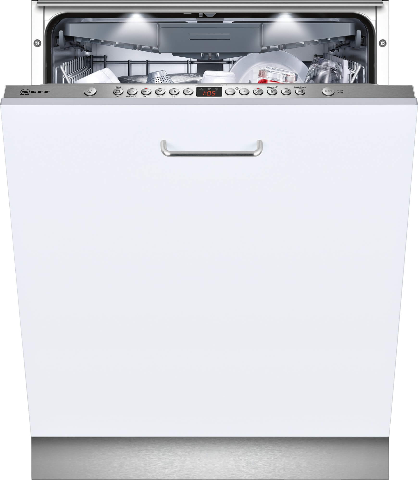 neff s416t80s0g integrated dishwasher appliance world. Black Bedroom Furniture Sets. Home Design Ideas