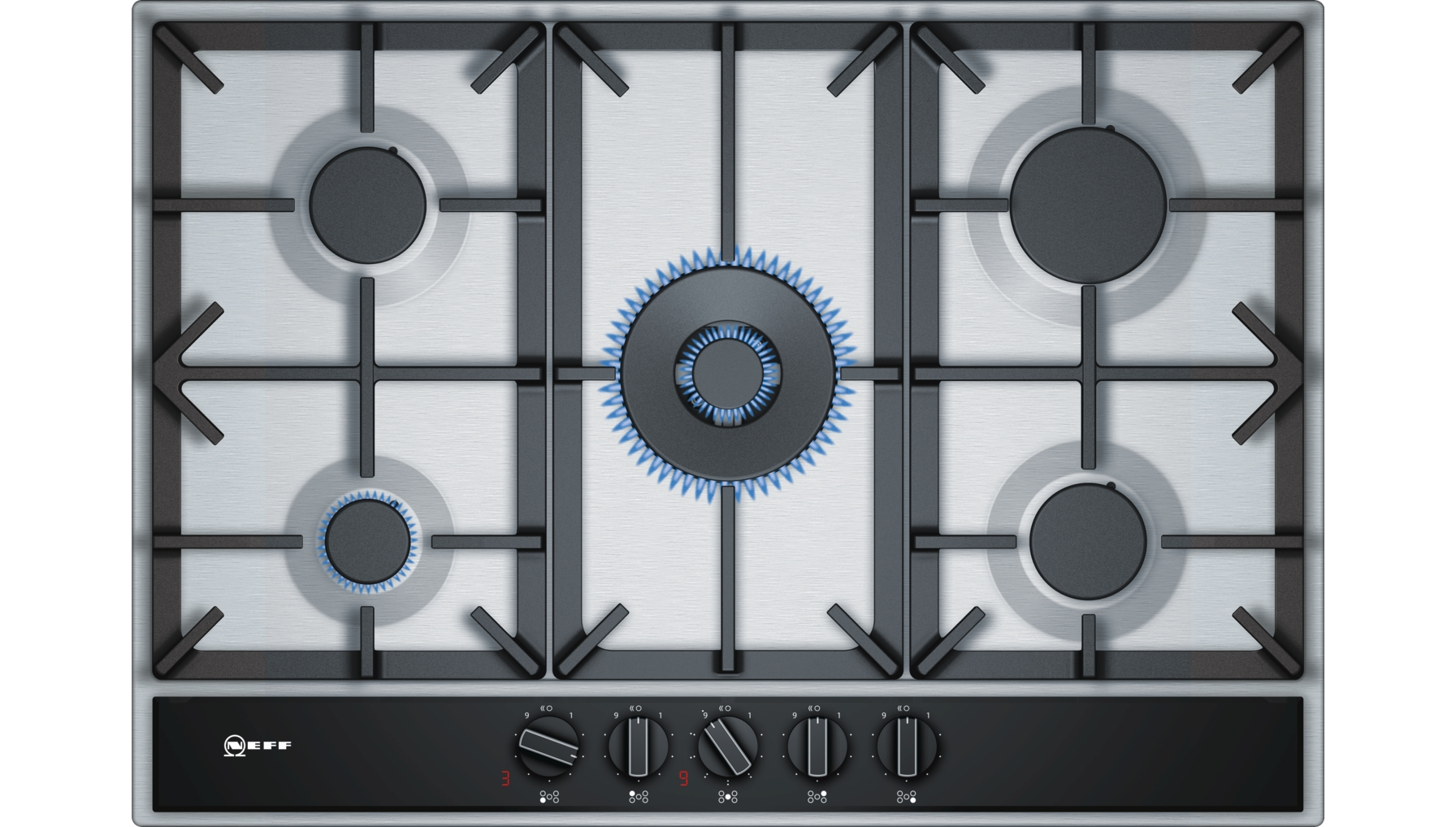 Neff T26DS59N0 Gas Hob | Appliance World