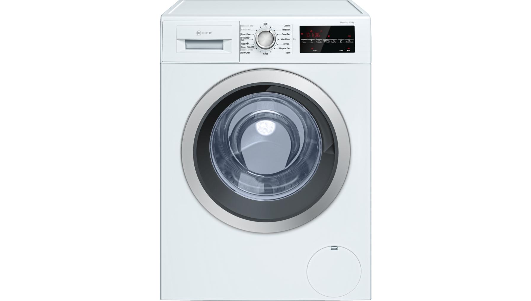 washing machine retailers
