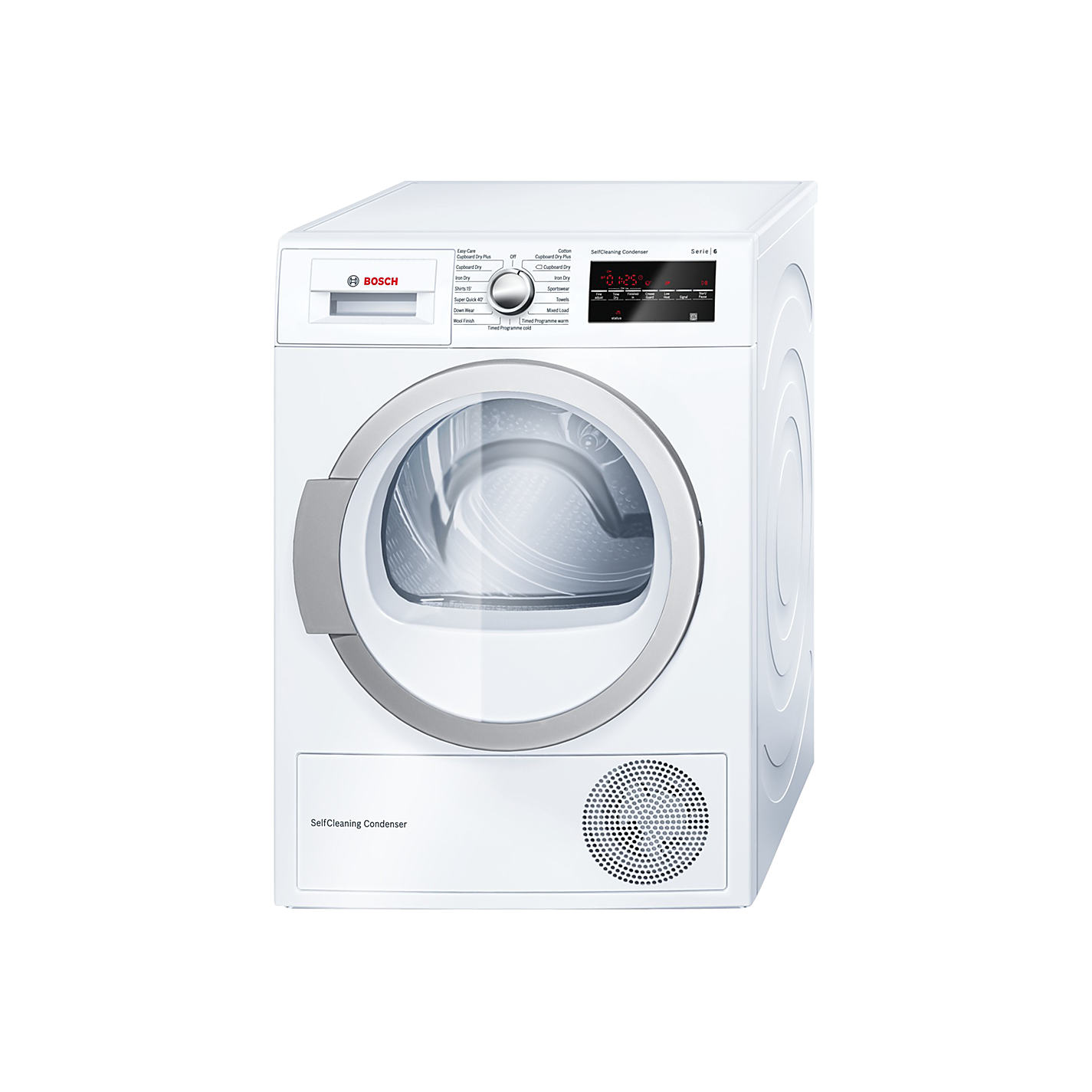 bosch wtw87560gb tumble dryer appliance world. Black Bedroom Furniture Sets. Home Design Ideas