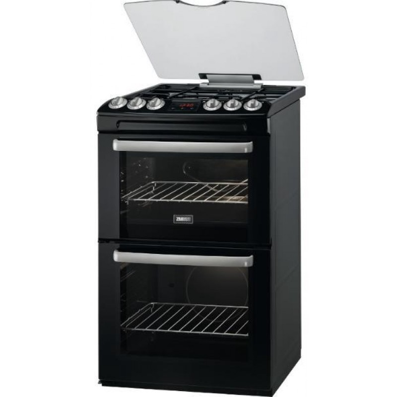 Hotpoint 50HGP Gas Double Cooker by Appliance World -> Kuchnia Elektryczna Halogenowa